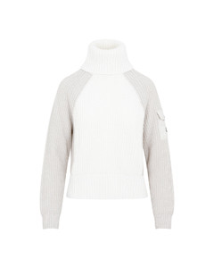 Pastel Knit Set Purple
