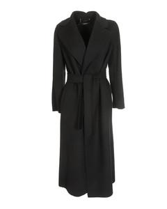 Poldo coat in black
