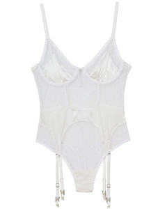 Slashed Knitted Top