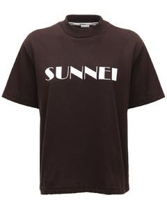 Classic Printed Logo Cotton T-shirt