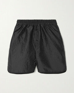 Nivi MatelasséSatin Shorts