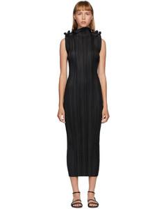 黑色Mazarron连衣裙