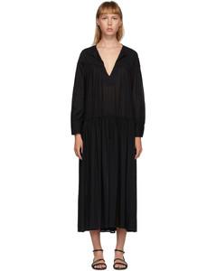 黑色Alassio连衣裙