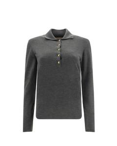 中长百褶半身裙