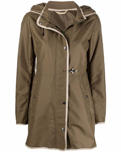 Khris Iconic Hooded Down Jacket