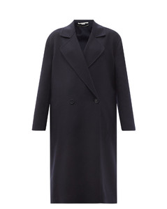 Erika double-faced wool coat
