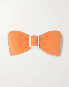 Corsen floral-print silk blouse