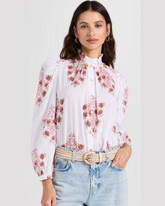 Women's Man Down Jacket- Fleece - Grey Light Gryl