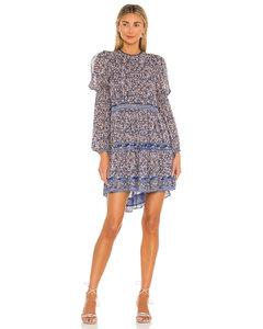 Marmo wool midi skirt