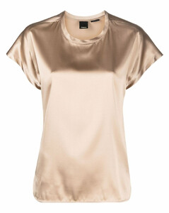 Performa leather trench coat