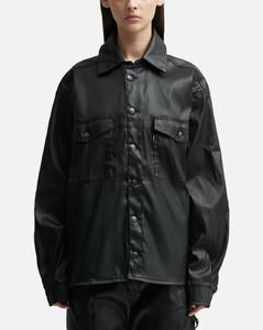 Heart-appliquéd cotton-jersey T-shirt