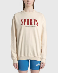Sports Crewneck