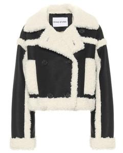 Kristy faux shearling jacket