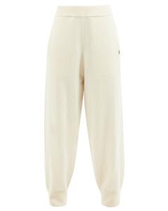 No. 197 Rudolf stretch-cashmere trousers