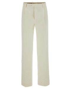 Ovest overcoat in white