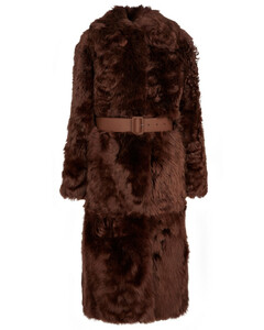 Jandel羊毛皮大衣