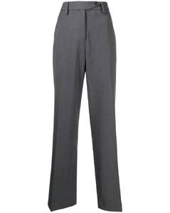 Cream cotton-voile tunic