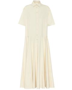 Mytheresa發售 —Reina棉質襯衫裙