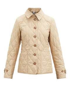 Fernleigh diamond-quilted jacket