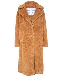 人造羊毛皮泰迪熊大衣
