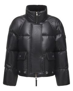 Rita Nylon Laque Down Jacket