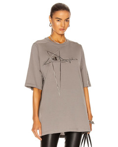 Double-Breasted Denim Jacket