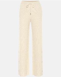 Regent's羊绒运动裤