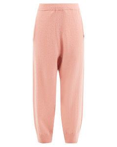 No.197 Rudolf stretch-cashmere track pants