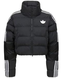 D Short Puffer Jacket