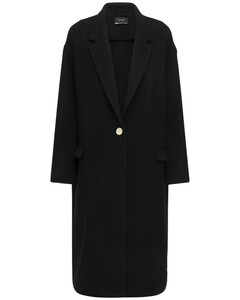 Efezia Timeless Wool Blend Coat