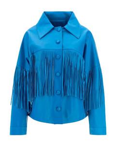 Cotton and silk cardigan