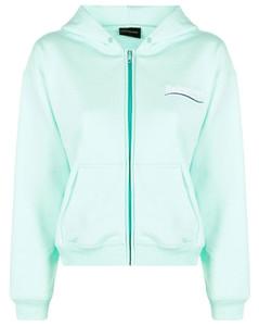 Ganetta padded cotton-blend jacket