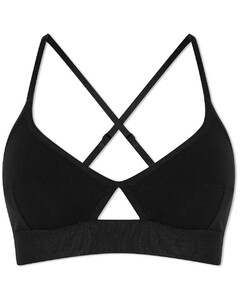Rosalie slim-fit woven trousers