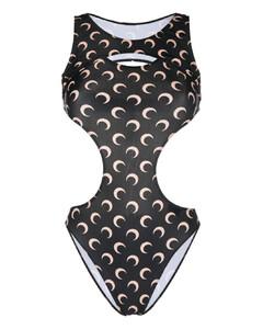 Claudia褶飾絨面革中長襯衫連衣裙
