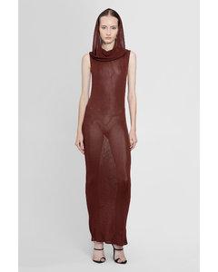 Ladies Black Turquin Printed Puffer Jacket