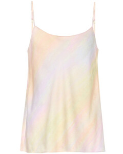 Marble-printed camisole