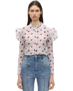 Emsley Printed Cotton Shirt