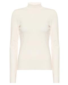 羊毛皮衬里绒面革夹克