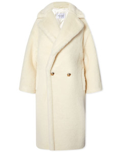 Trench Coats And Rain Coats Burberry for Women Pale Blue Ip Check
