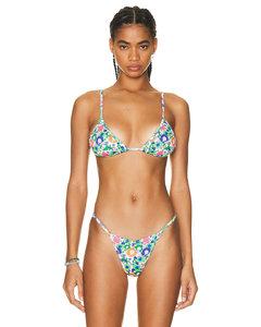 x Disney®印花棉质针织运动衫