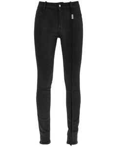 Bear inlay sweater in blue