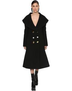 Double Breast Wool Coat