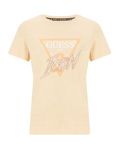 Tori branded organic-cotton T-shirt