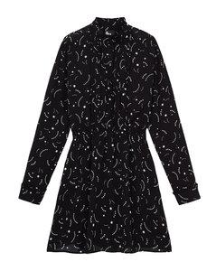 傘形百褶半身裙