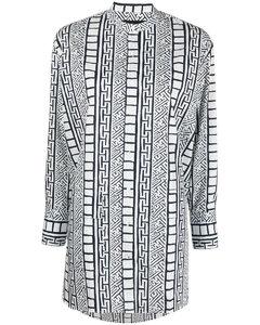Nimes Dress - Monochrome