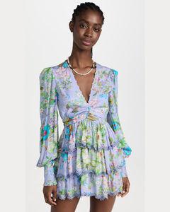 Womens Black Grain De Poudre Step-through Skirt