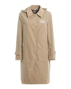 Oxclose taffeta car coat