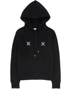 Sport 'Triple X' Hoodie - Black