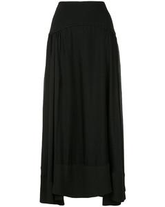 層搭超長款半身裙