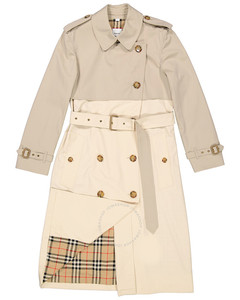 Ladies Deighton Trench Coat In Two Color